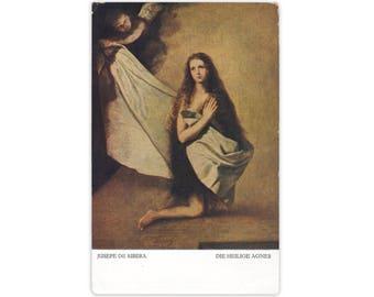 Jusepe de Ribera (1591-1652) - St. Agnes In Prison