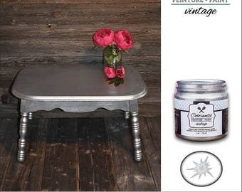Coffee Silver Table
