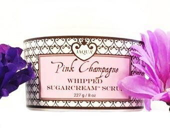 JAQUA Pink Champagne Whipped Sugarcream Scrub