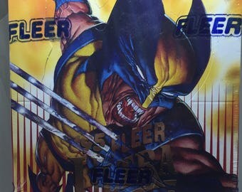 1995 Fleer Ultra X-Men Trading Cards (Unopened Box)