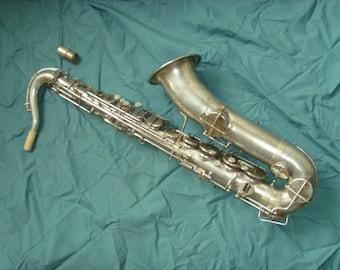 C melody saxophone Concertone MARTIN