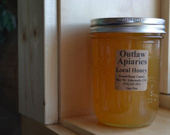 Raw, All-Natural Honey