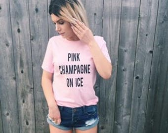 Pink Champagne Tee