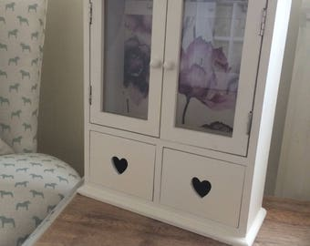 Little cupboard or jewellery chest