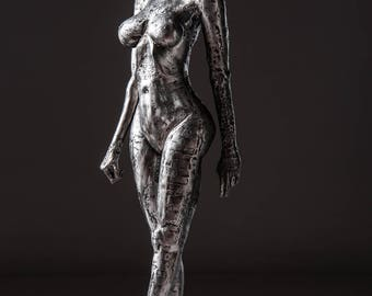 Nixie (2016) - welded sculpture