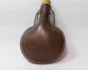 Flask of Leather