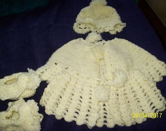Baby Outfit Newborn - 3 mos