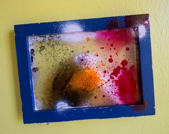 Vintage Filter (Translucent Series) Framed