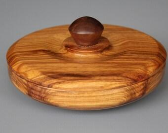 Canarywood Bowl