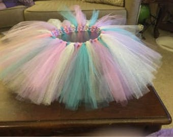 Birthday Tutu skirt