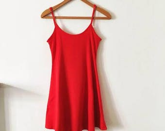 Second-Hand Little Red Dress