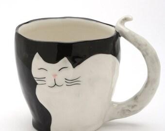 Cat Mug - Bliss