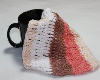 Dishcloth - Block Colors - Crochet