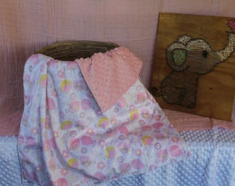 Baby Birdie Blanket