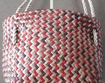 Handmade Basket weave