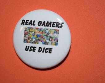 Real Gamers use Dice (2)