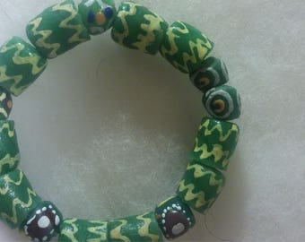 Trade Beads are some of the most beautiful beads used.