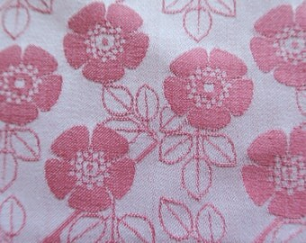 Georg Jensen Damask tablecloth 1960s Vildrose pattern
