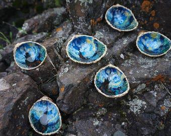 Starry Night Jewelry Dish