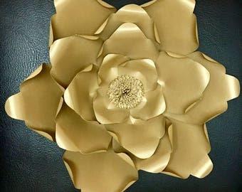 Flor gold