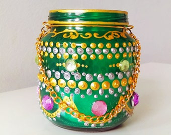 Moroccan Tea Candle 21