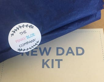 New Dad Kit / Daddy To Be Kit