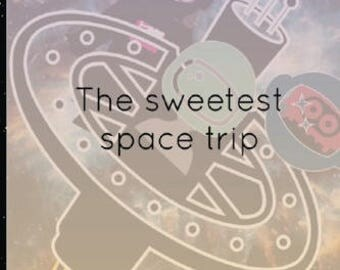 The sweetest space trip: Candy Pop's Adventure