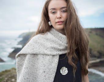 Merino Wool Scarf / Wrap
