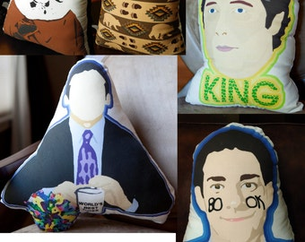 The Office Pillows