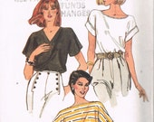 HOLD FOR VIE Very Easy Very Vogue 8253 Tops