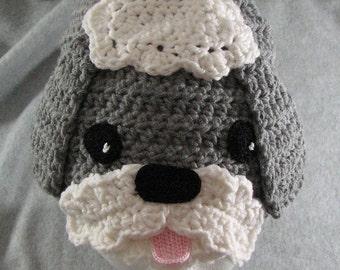 Sheep Dog Hat Ready To Ship