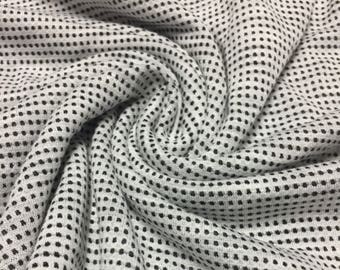 Rayon Poly Knit Fabric 1-7/8 Yards