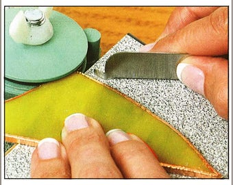 MAGIC CUTTER - kwc Table Foiler foil cutting Tool ~*~ Magic Cutter is used to Cut your copper foil right in the roller