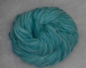 Seafoam Slimmer Thick n Thin Merin 55 yards 3 oz  Super Bulky