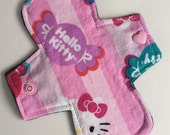 "6"" Panty Liner / Reusable Cloth Menstrual Pad"