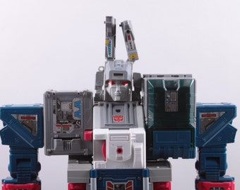 1987 Fortress Maximus Transformer In Box - Holy Grail Uber Rare Hasbro Robot ~The Pink Room ~ 170131