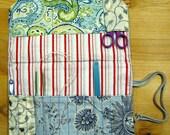 Needle Case, DPN, Crochet Hooks and Knitting Needles,