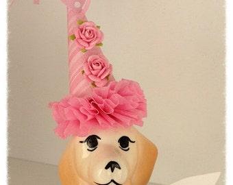 Valentine's Day Decoration Sweet Puppy Valentine Ornament