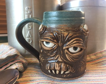 Merf the Monster Mug