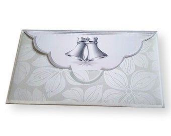 WW33 - Handmade Wedding Gift/Money/Voucher/Wallet/Pocket/Envelopes