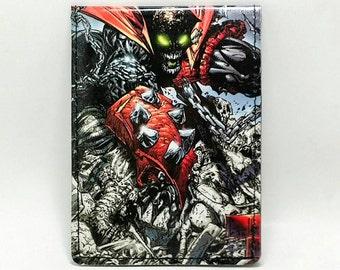 Sewn Comic Book Wallet - Spawn