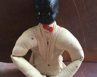 Black Americana Marionette