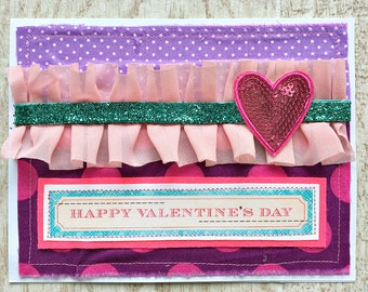 Valentine Greeting Card -- 03