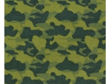 GREEN CAMOUFLAGE  Flannel Pajama/Lounge Pants  Available in children's sizes 0-3 months to 16.  Contact me for adult sizes to 3X