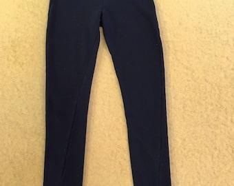 SLIGHTLY IMPERFECT/ Skinny Sweats/ Hemp and Organic Cotton Fleece