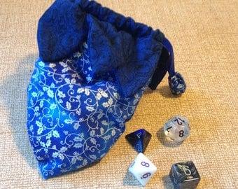 Dice bag 'Winter's Frost'