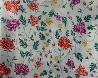 Liberty of London tana lawn fabric Williams Fat Quarter Liberty Tissu