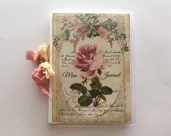 Sweet French Altered Photo Album