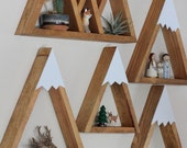 1 Small 1 Med 1 Large & 1 3 Sisters Mountain Shelves for Ashley