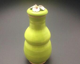 Handmade Pottery Bottle